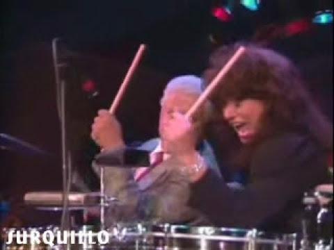 Tito Puente, Milly Puente, Poncho Sanchez - Descarga