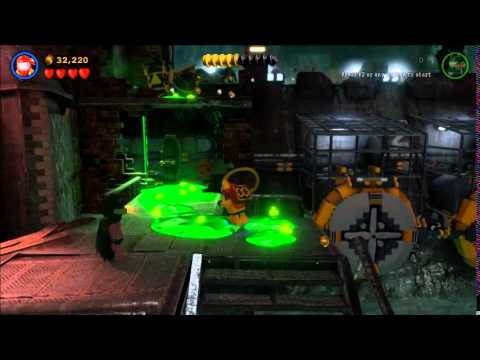 Talx plays: Lego Batman 3- Beyond Gotham! ep 1- Killer Croc!