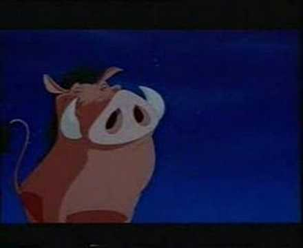 timon and pumba - stand by me Video