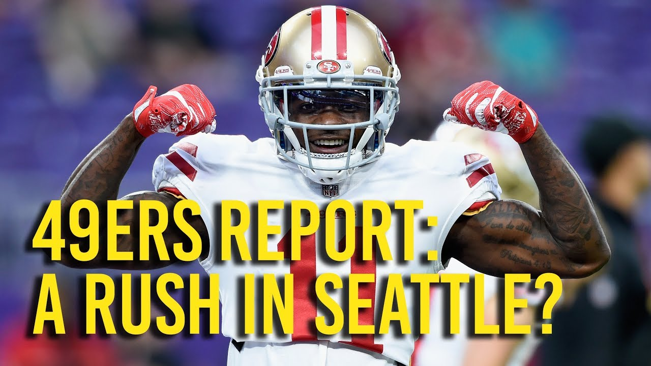 49ers report: Will a pass rush show up in Seattle