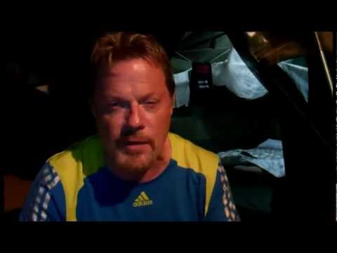 Eddie Izzard's video diary from East Africa with UNICEF