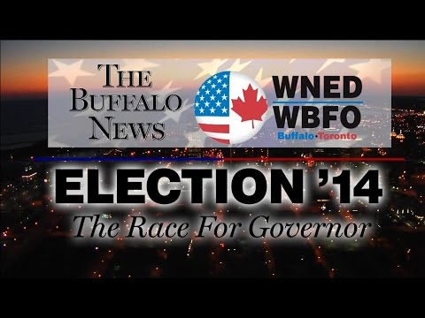 Election '14: The Race For Governor