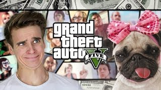 INSTAGRAM NIGHTMARE AND PUG LIFE | GTA V