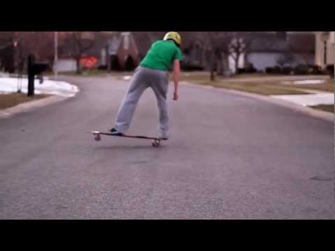 Lifelong Longboards: Seeker Freestyle