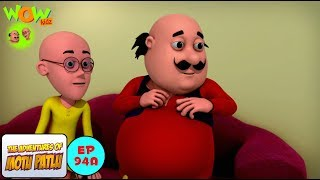 Magical Scissor - Motu Patlu in Hindi - 3D Animation Cartoon for Kids -As seen on Nickelodeon