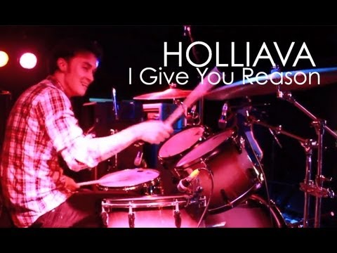 Holliava - I Give You Reason (Drum View)