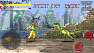 Android Game Cadillacs and Dinosaurs ( mustafa game ) 1st Boss