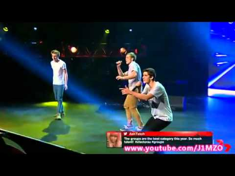 Atlas - The X Factor Australia 2014 - BOOTCAMP