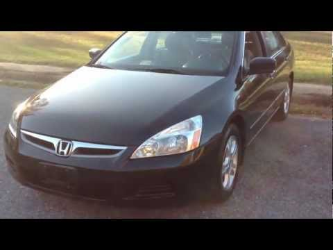 2006 Honda Accord Review. Walk Around. Start Up & Rev. Interior. Quick Drive