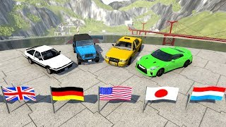 Vehicle Olympics 2019 - Beamng