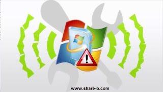 حل مشكلة التحديث في ويندوز 7 Windows Update