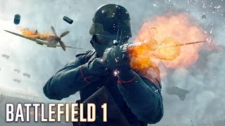 RANKING UP!! (Battlefield 1 Multiplayer Gameplay)