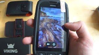 Неубиваемый смартфон Viking Thor. Смартфон для экстремалов.
