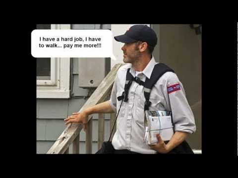 Canada Post Strike - A Dose of Buckley