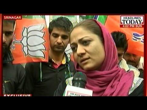 Dissent between BJP leaders in Kashmir over Article 370