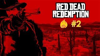 Red Dead Redemption (Xbox 360) 100% Playthrough Part 2 - Twitch Stream 2018/08/18