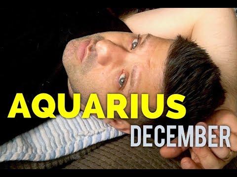 AQUARIUS December 2017 - Horoscope Tarot - OMEN | Wisdom & Love