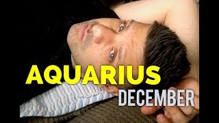 AQUARIUS December 2017 - Horoscope Tarot - OMEN | Wisdom & Love