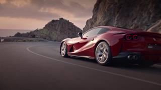 Ferrari 812 Superfast video debut Full HD,1920x1080
