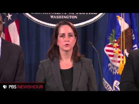 Attorney General Eric Holder announces Ferguson police probe