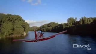 "SkyDance HD ""Um voo sobre a França"" Pilatus PC-7"