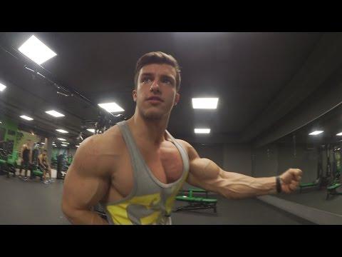 7000 Wiederholungen | mit Tim im Gym