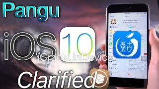 Pangu Gave Up on iOS 10 Jailbreak? False Reports Exposed! (iOS 10.0.2)