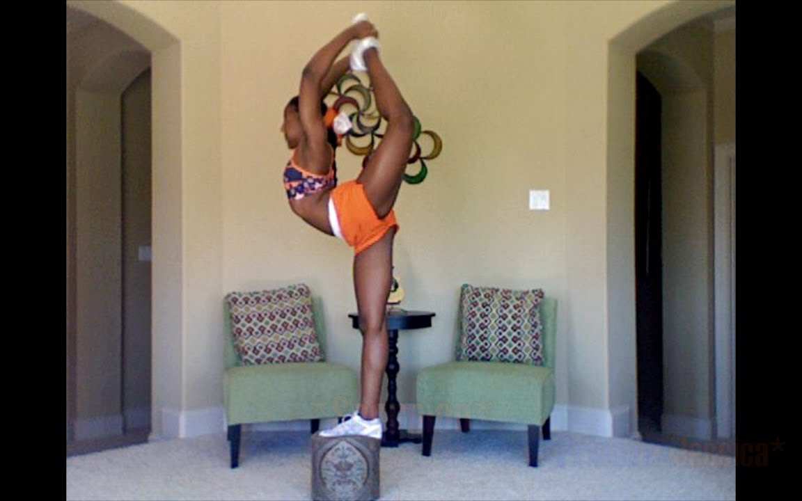 cheerleading stretches for flyers