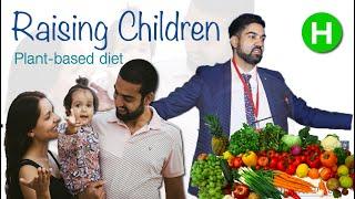 Is a Vegan diet Safe for Children?
