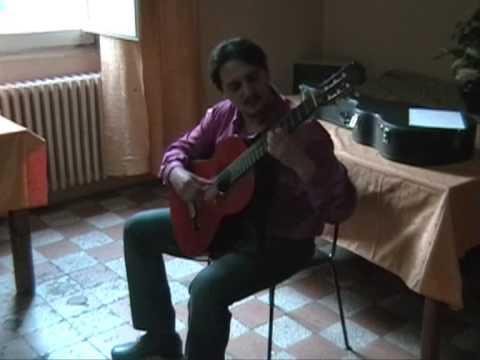 Giulio Regondi. Introduzione e Capriccio Op.23