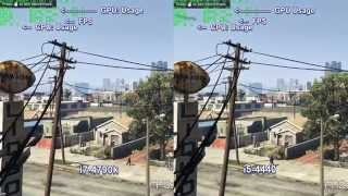 Intel Core i7-4790k VS i5-4440 [GTA V Benchmark]