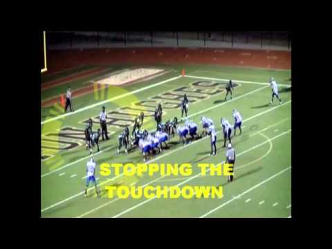 Justin Brown senior tape Langston hughes high school