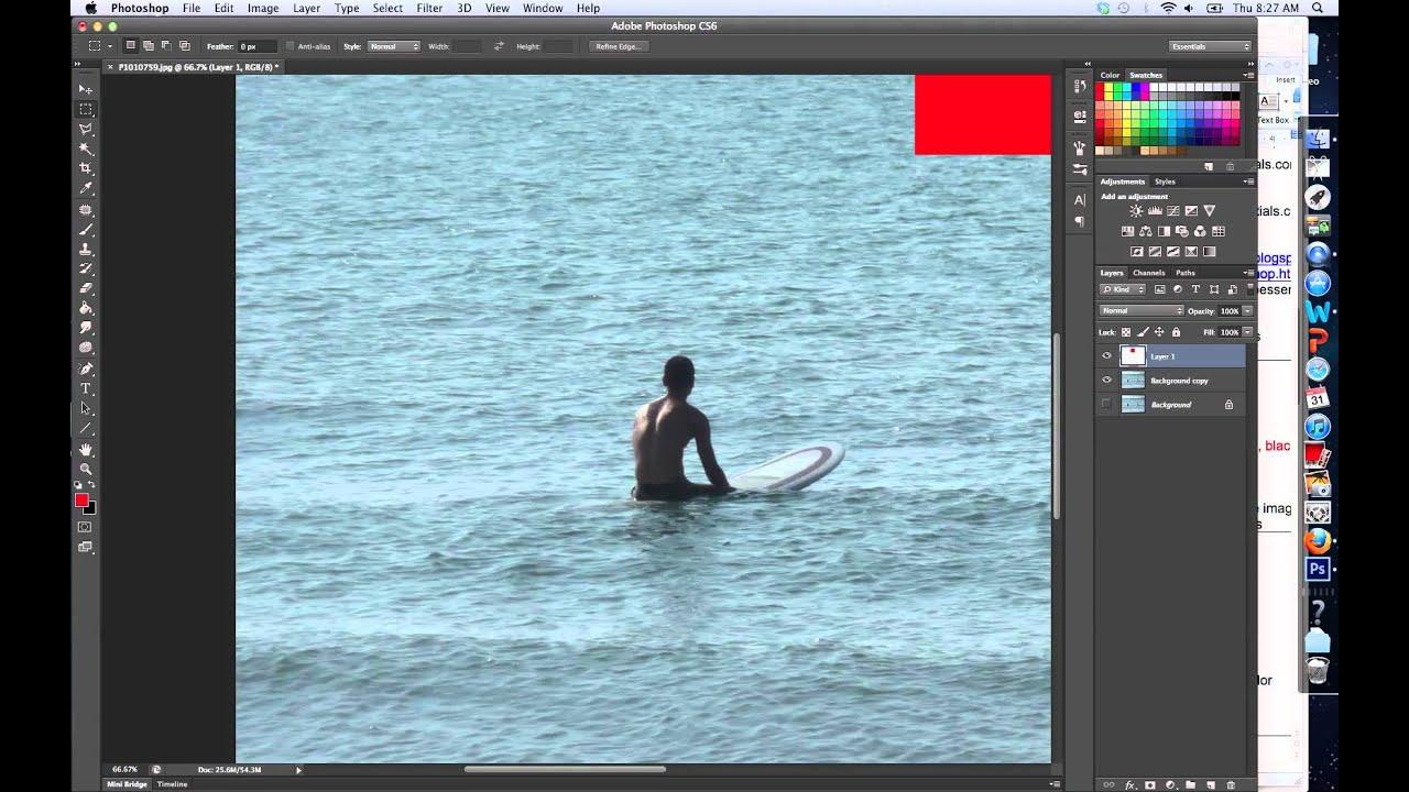 Aprender a editar fotos en photoshop cs6 37