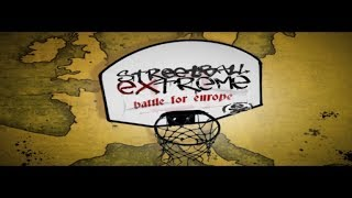 CONMAN'S TV SERIES | STREETBALL EXTREME THE BATTLE FOR EUROPE | ADVERT 1