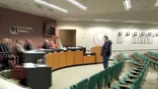 Florida School Board Meeting Shooting - Full WMBB Video - December 14, 2010