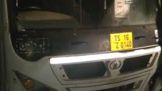 Spot 2 Death in Accident Nizamabad  (TABSERA TV 07-12-180