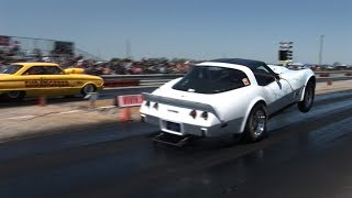 Grass Roots Drag Racing - MoKan Dragway