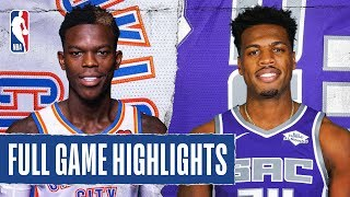 THUNDER at KINGS | FULL GAME HIGHLIGHTS | December 11, 2019