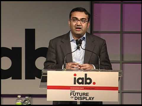 Google s Neal Mohan Predicts the Future of Innovation at 2011 IAB Innovation Days