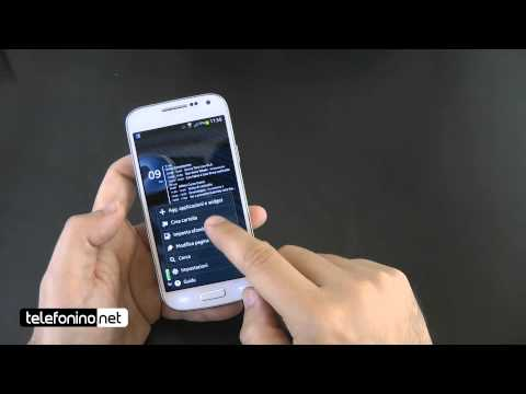 Samsung Galaxy S4 mini videoreview da Telefonino.net