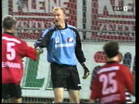 GAK - Sturm Graz 8. Runde 2000/2001