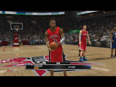Nba 2k14 Dunk Contest Feat. Blake Griffin Terrance Ross Jeremy Evans Jared Cunningham