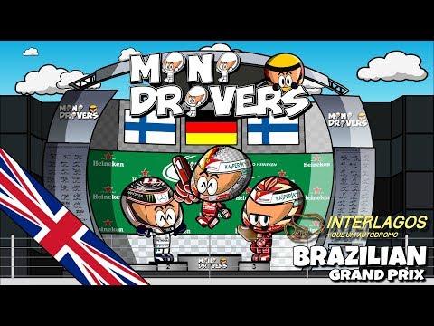 [EN] MiniDrivers - 9x19 - 2017 Brazilian GP