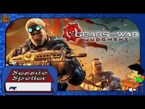 Sesso Spoiler - A Histria de Gears of War: Judgment