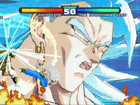 Mugen Ssj5 Goku video