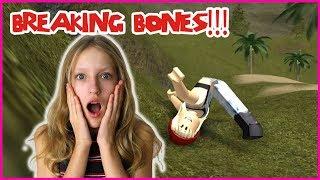 Breaking All My Bones!!!