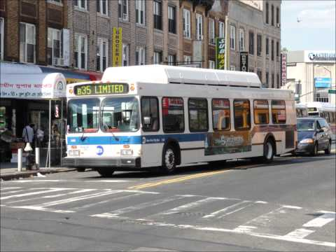 NYCT New Flyer C40LF 958 Recording