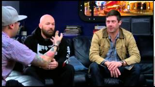 Limp Bizkit - Scuzz interview with Fred Durst and Wes Borland (2014)
