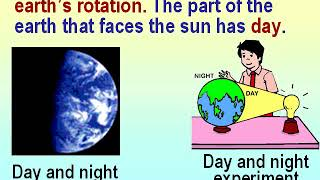 Class 3 Science The Earth for Kids