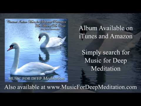 Peaceful Evening Raga: Allure Of The Veena From Music For Deep Meditation - Www.InnerSplendor.com